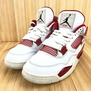 Air Jordan 4 Retro Alternative Mens Size 9